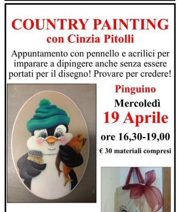 Pittura Country in cucina